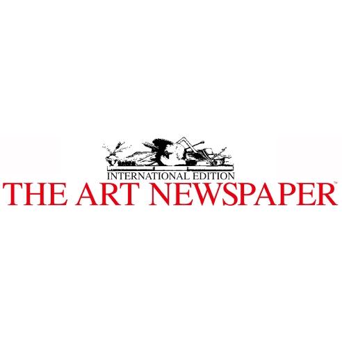 Logo for The Art Newspaper