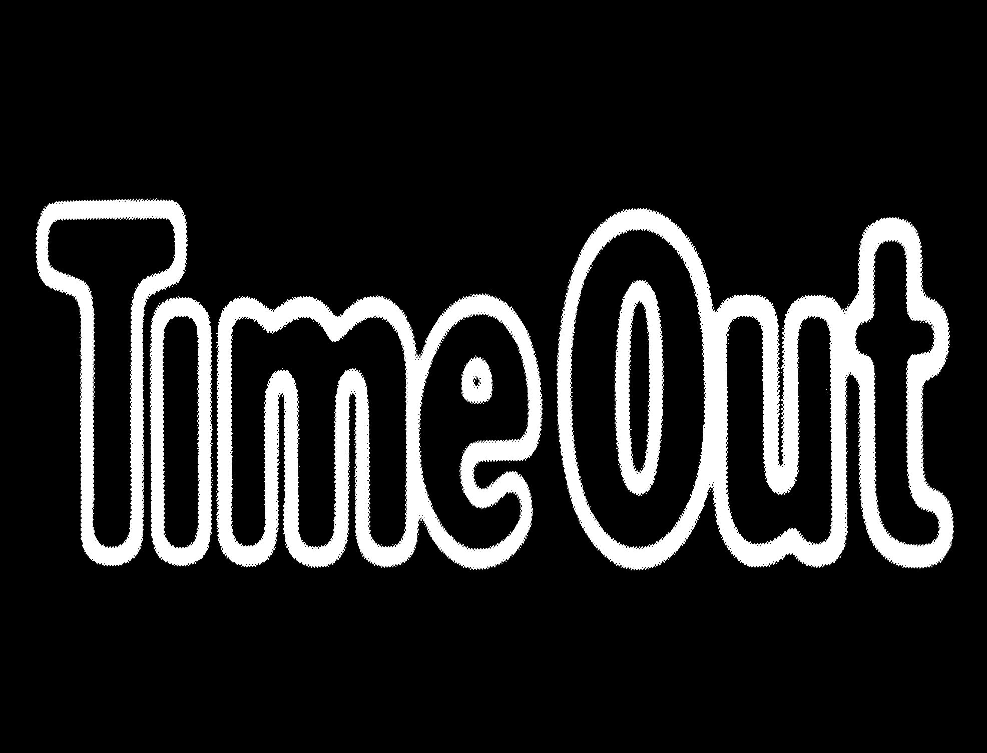 Logo for Time Out
