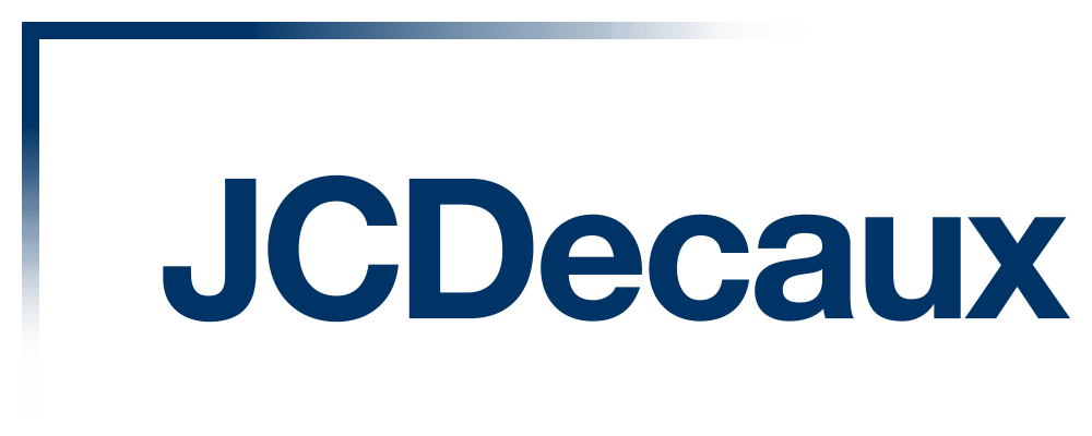 2016 logo for JCDecaux