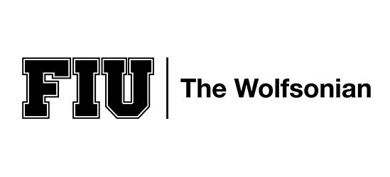 FIU The Wolfsoninan written in text